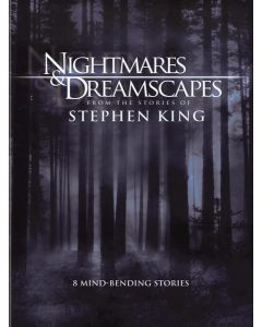 Nightmares & Dreamscapes Collection (DVD)