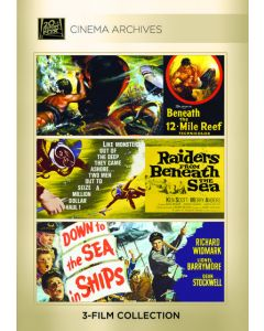 Beneath, The 12-Mile Reef/ Raiders From Beneath The Sea/ Down To The Sea In Ships