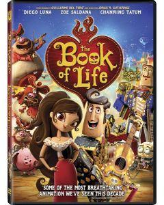 The Book Of Life (Bilingual) [DVD + Digital Copy]