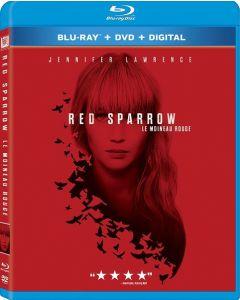 Red Sparrow [Blu-ray] (Bilingual)