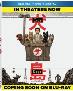 Isle Of Dogs (Bilingual) [Blu-ray + DVD + Digital Copy]