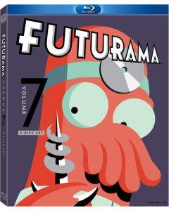 FUTURAMA VOL7 BD-FF SAC