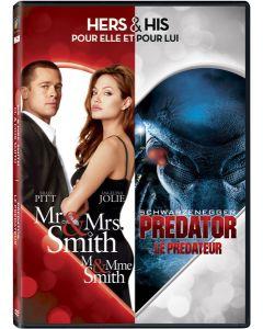 MR/S SMITH+PREDATOR DF-CB SM
