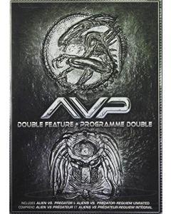 Alien vs Predator 1-2 (Bilingual)