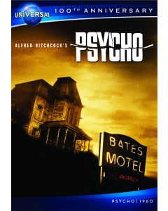 Psycho (1960) - DVD
