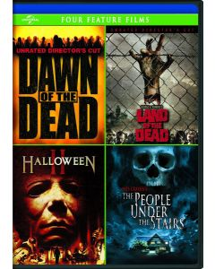 Dawn of the Dead: Four Feature Films