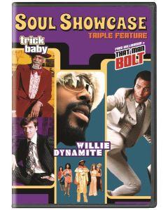 Soul Showcase: Willie Dynamite / That Man Bolt / Trick Baby