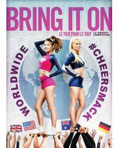 Bring It On: Worldwide #Cheersmack - DVD