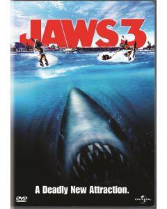 Jaws 3 - DVD