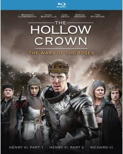 Hollow Crown: Wars of Roses - BLU-RAY