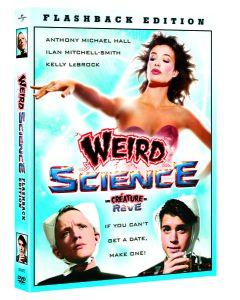 Weird Science - DVD