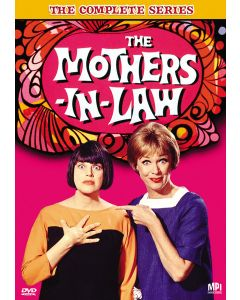 MOTHERS-IN-LAW-COMPLETE SERIES (DVD/8 DISC/FS/1967)
