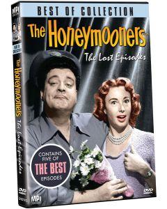 HONEYMOONERS-BEST OF/LOST EPISODES (DVD)