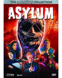 ASYLUM (1972/DVD/16X9/COMMENTARY/TRAILER/INSIDE THE FACTORY-FEATURETTE)