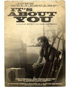 JOHN MELLENCAMP-ITS ABOUT YOU (DVD)