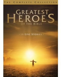 Greatest Heroes of the Bible: The Complete Collection - DVD