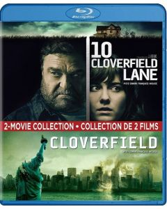 10 Cloverfield Lane / Cloverfield 2-Movie Collection  - Blu-Ray