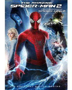 Amazing Spider-Man 2, The Bilingual - DVD