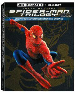 Spider-Man (2002)/Spider-Man 2 (2004)/Spider-Man 3 (2007)