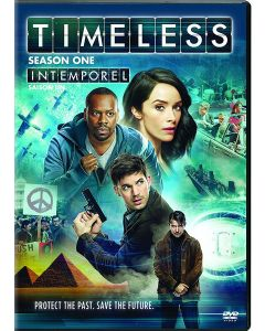 Timeless: Season One (4 Discs) Bilingual - DVD