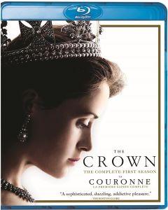 Crown, The:Season One (4 Discs) Bilingual - Blu-ray