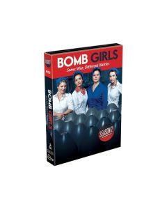 BOMB GIRLS - Same War Different Battles Season 2 (4dvd)
