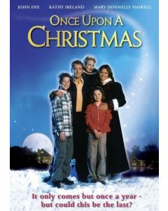 Once Upon A Christmas - DVD