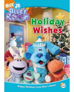 Blue's Clues:  Blue's Room:  Holiday Wishes - DVD