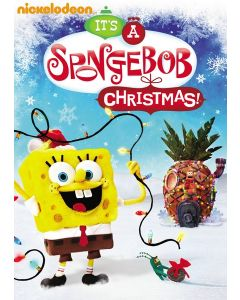 SpongeBob SquarePants: It's a SpongeBob SquarePants Christmas! - DVD