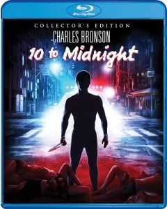 10 to Midnight - BLU-RAY