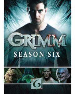 Grimm: Season Six - DVD