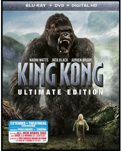 King Kong - COMBO PACK