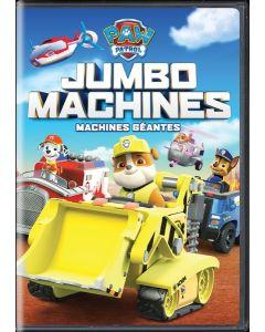 PAW Patrol: Jumbo Machines