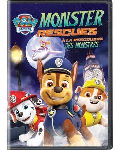 Paw Patrol: Monster Rescues