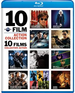 10-Film Collection: Universal: Action