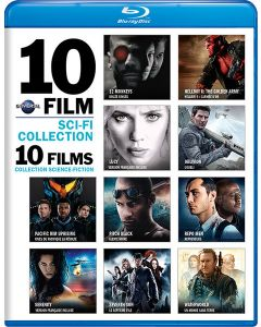10-Film Collection: Universal: Sci-Fi