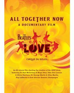BEATLES & CIRQUE DU SOLEIL - Love (All Together Now)