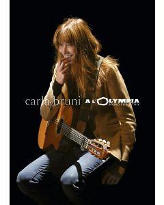 CARLA BRUNI - A L'Olympia (dvd)