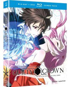 GUILTY CROWN - Complete-Part 1 (dvd/br/alt)