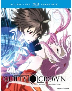 Guilty Crown: The Complete Series - COMBO PACK