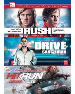 Rush / Drive / Hit & Run 3-Film Collection