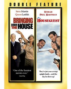 BRINGING DOWN THE HOUSE / HOUSEGUEST (2DVD)