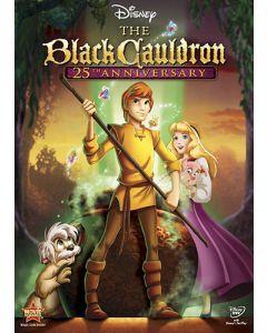 Black Cauldron 25th Anniversary Edition