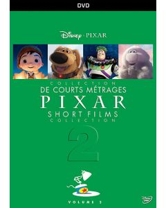 Pixar Short Films Collection, Vol. 2