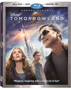 TOMORROWLAND  (BD/DVD) (DHD)  - (A/F)