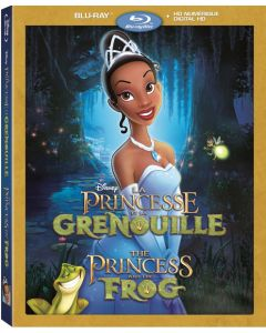 Princess and the Frog Repackaged