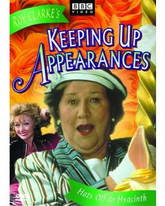 Keeping Up Appearances: Hats Off to Hyacinth (DVD)