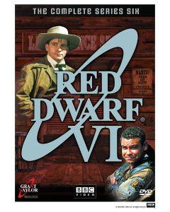 RED DWARF VI (FF) (DVD)