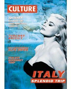 ITALY SPLENDID TRIP - Journey Through The Most Beautiful Regions (3dvd)