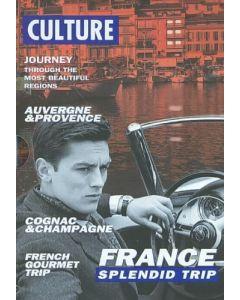 FRANCE SPLENDID TRIP - Journey Through The Most Beautiful Regions (3dvd)